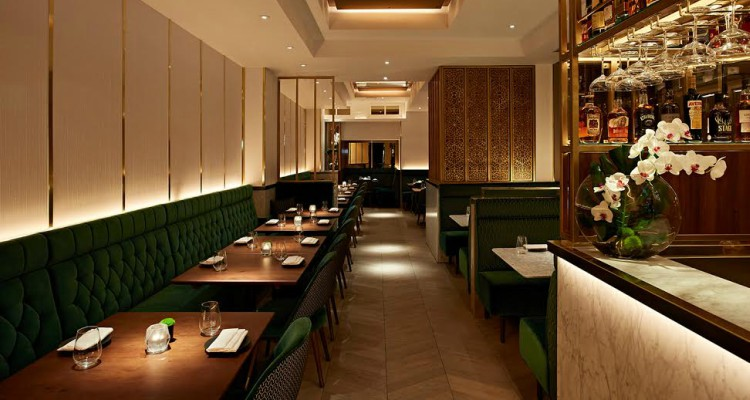 indian accent mayfair london restaurant