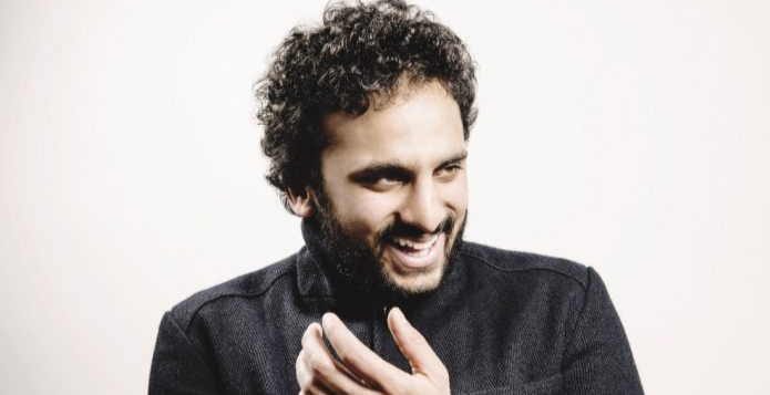 Laugh Out London comedy in Tooting - Nish Kumar