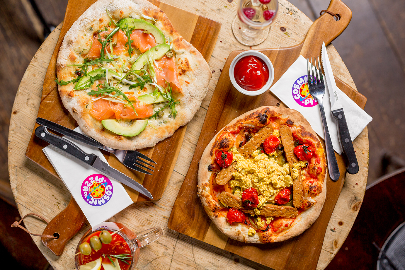 Bottomless Brunch - Let's Get Pizza'd