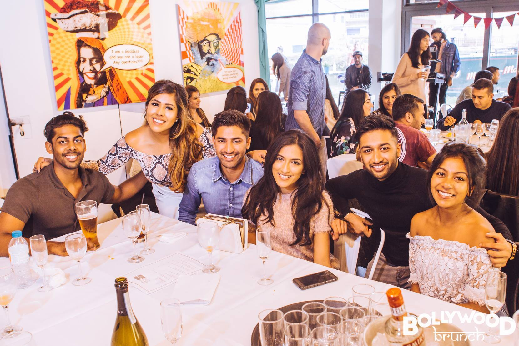 The Bollywood Brunch - 2nd June