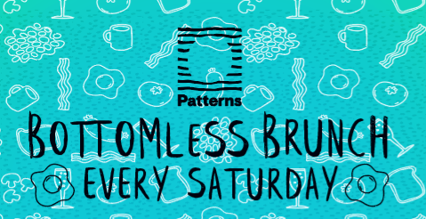 Bottomless Brunch at Patterns