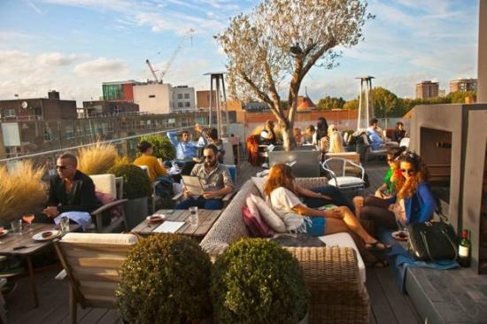 Reviews Of Roof Terrace Restaurant