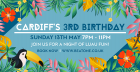 Be At One Cardiff's 3rd Birthday!