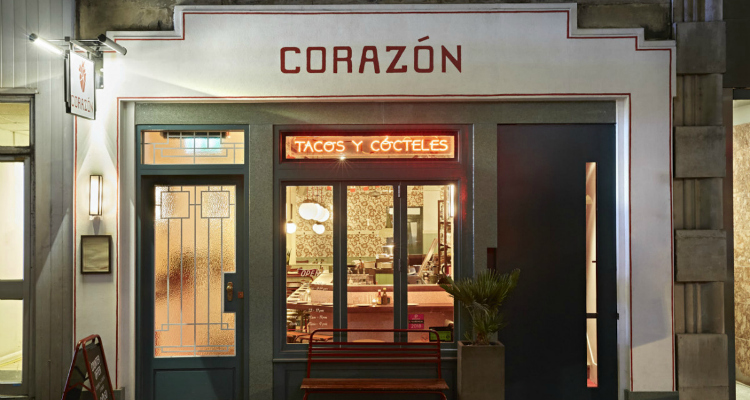 Corazon Soho London Restaurant Review