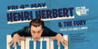Henri Herbert and The Fury (Live) + Emily C Smith with band