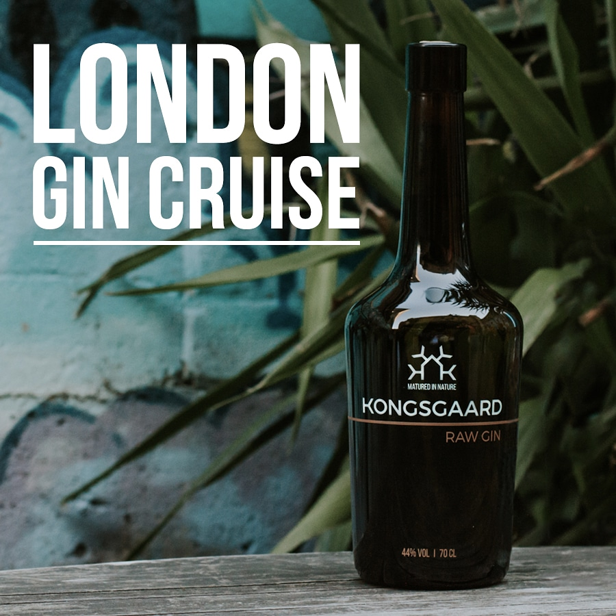 London Gin Cruise