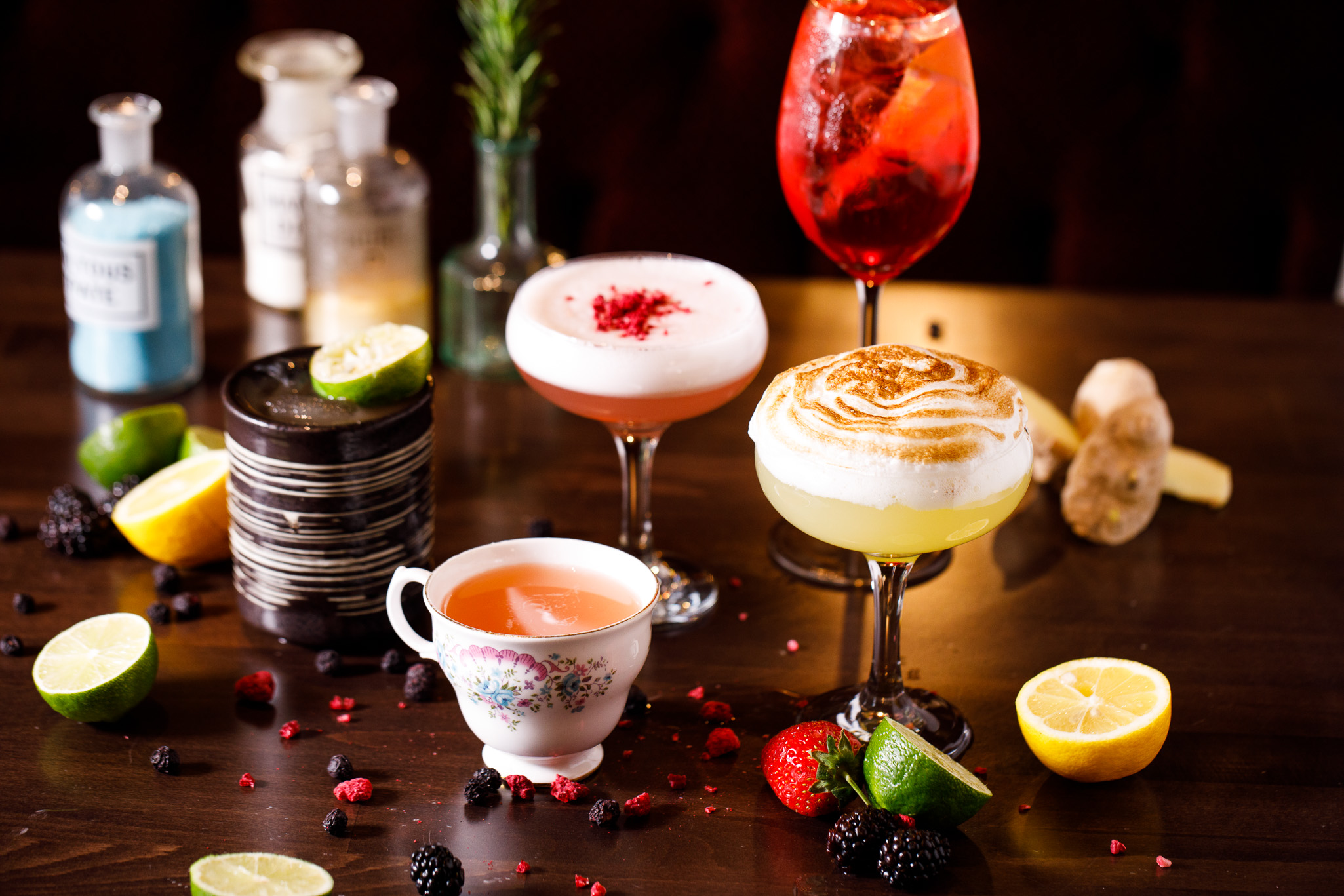 A New Year's Eve Gin Masterclass at The Jekyll