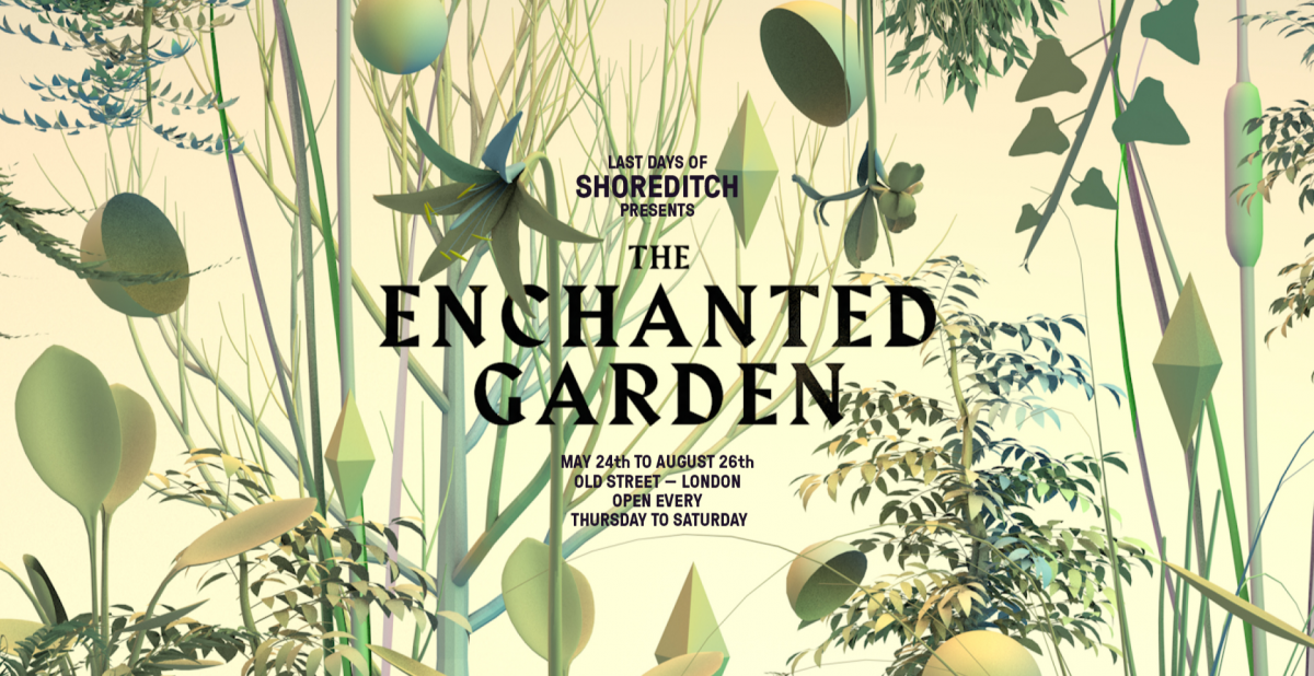 Friday's Enchanted Garden