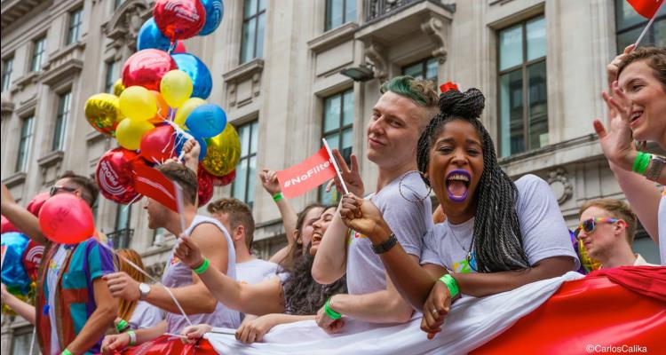 london pride festival