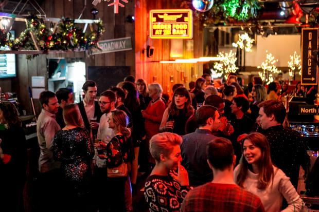 Hoxton Square Bar And Kitchen Reviews