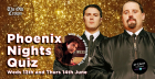 Phoenix Nights Quiz at The Old Crown