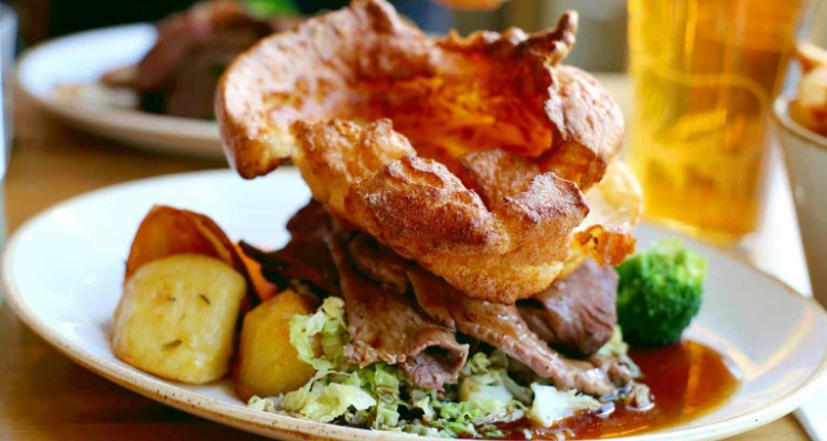 The Imperial Arms Sunday Roast Review in Chelsea