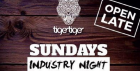 Sunday Industry Event