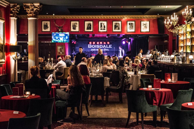 Boisdale of Canary Wharf photo
