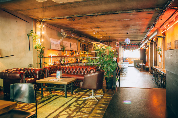 Hoxton Square Bar And Kitchen London