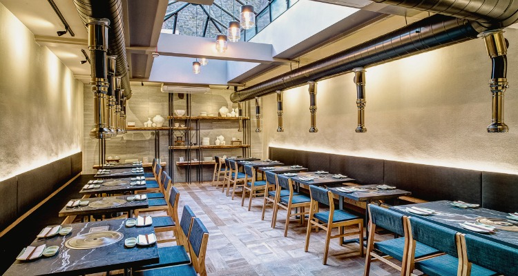 Koba Fitzrovia Restaurant Review