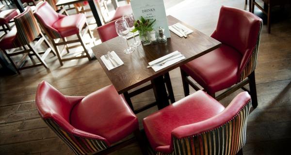 The Saint St Paul's London Restaurant Review