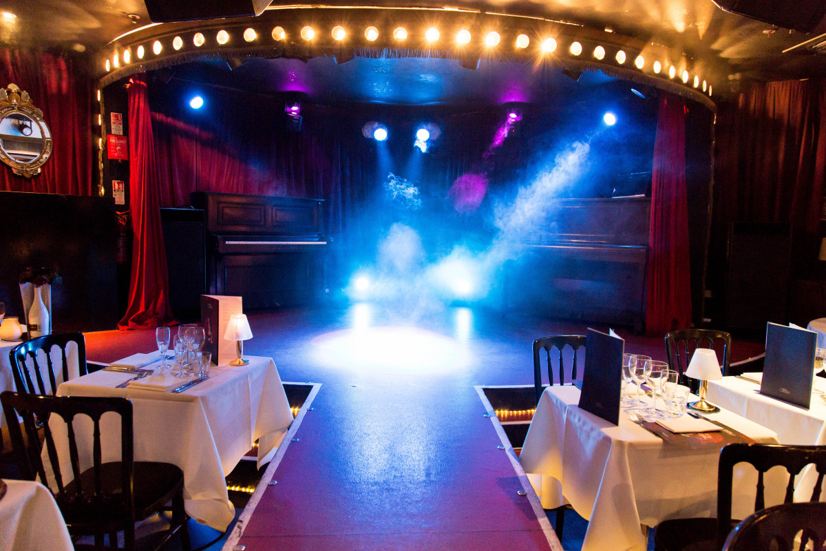 £20pp Off! Wednesday City Xmas Cabaret!