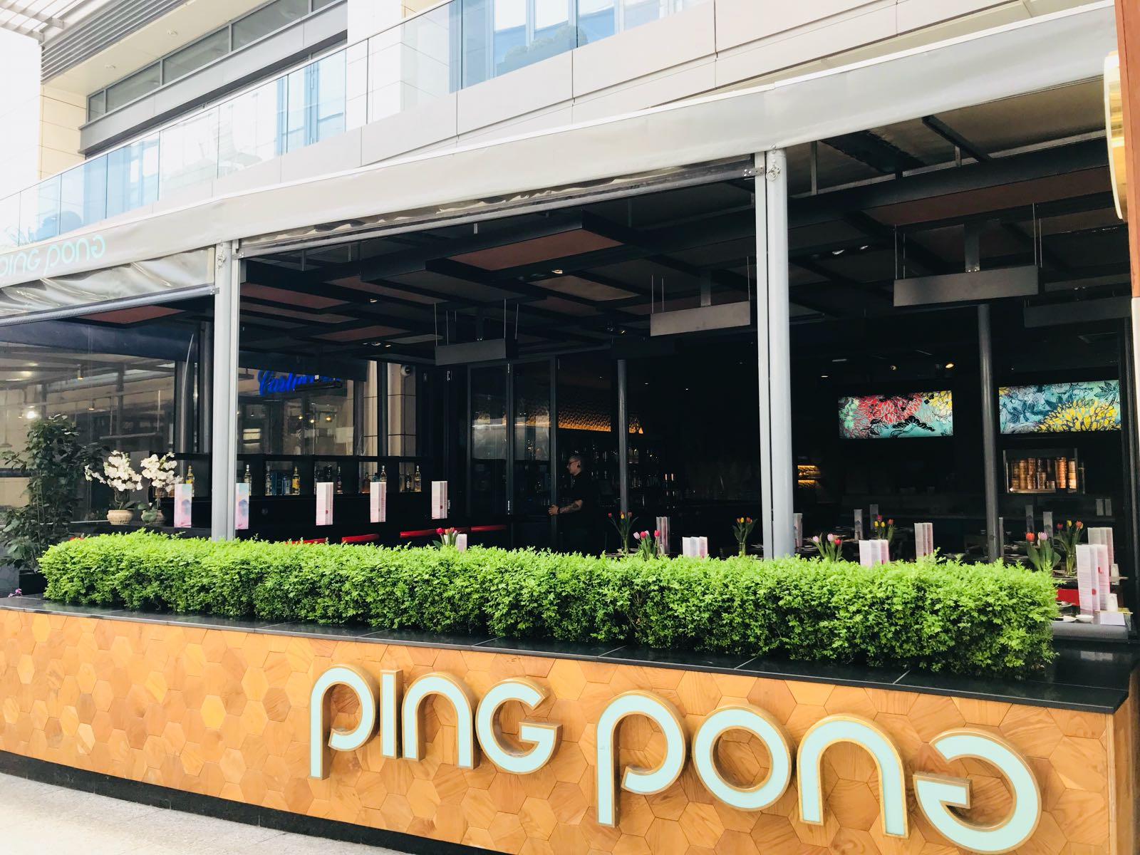 Ping Pong Westfield Shepherds Bush