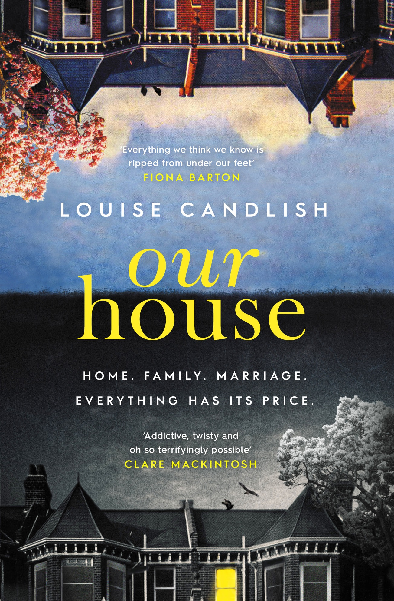 An Evening with Louise Candlish: Celebrated Novelist and Author of Our House'