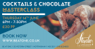 Cocktails & Chocolate Masterclass