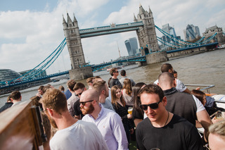 London Craft Beer Cruise July 13th