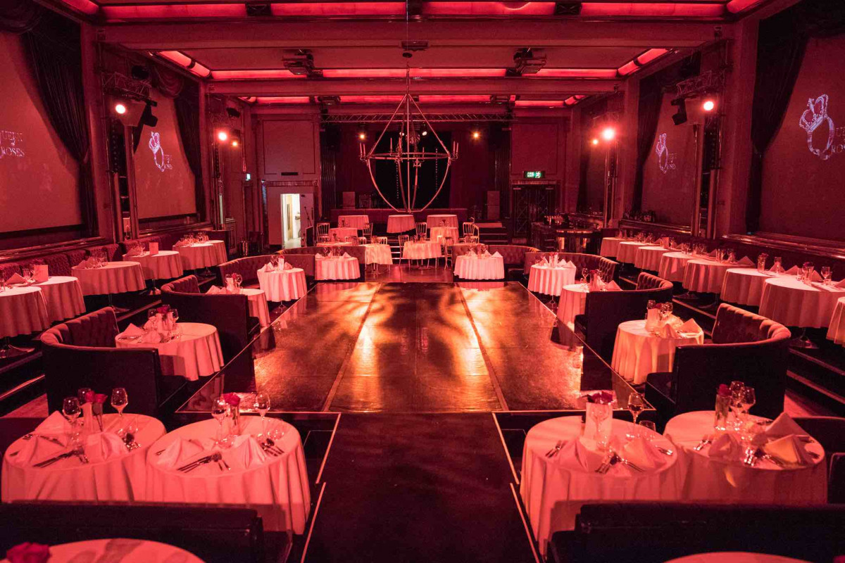 The London Cabaret Club London Bar Reviews Designmynight