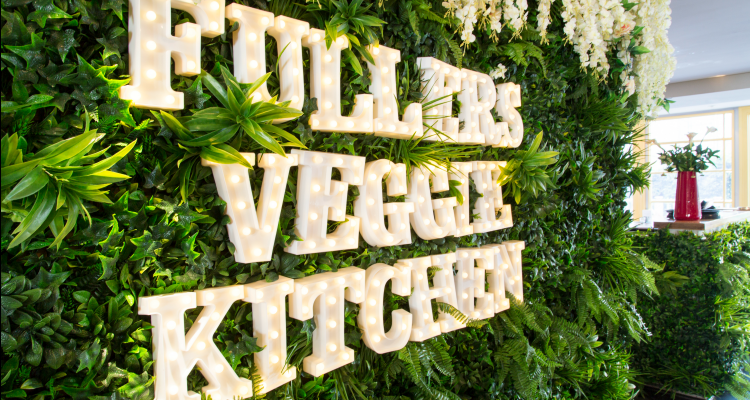 Fuller Veggie Kitchen Fence Farringdon London Bar News