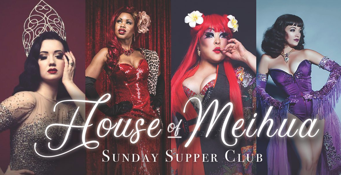 House of Meihua : Sunday Supper Club - 3rd June