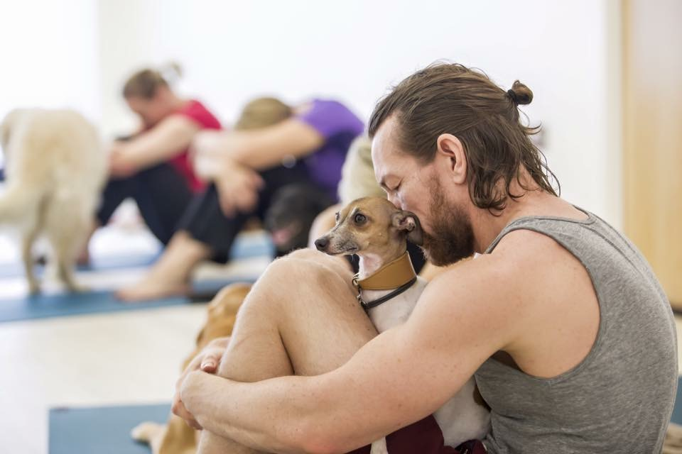INTERNATIONAL DOGA DAY (Charity Dog Yoga class)