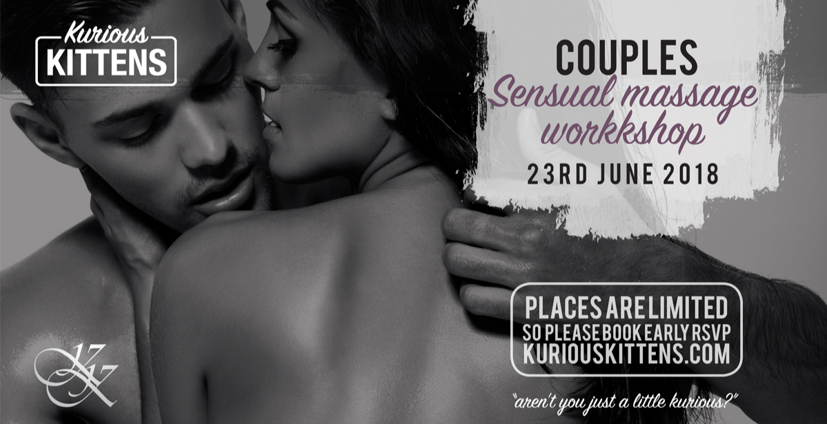Workshop: Sensual Massage for couples