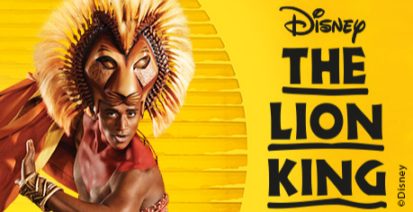 Disney's The Lion King Theatre Tickets with Pizza and Prosecco