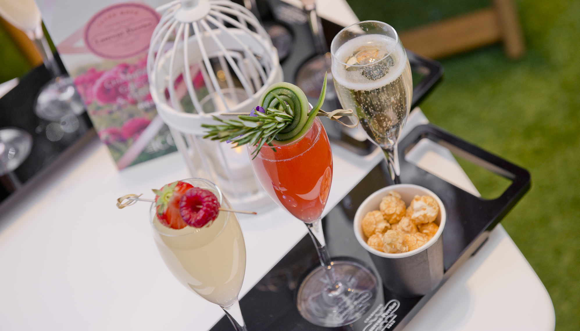 Laurent-Perrier Champagne Pop Up