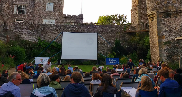 Picturehouse at Lewes Castle