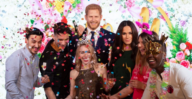Madame Tussauds London LATES with Prosecco