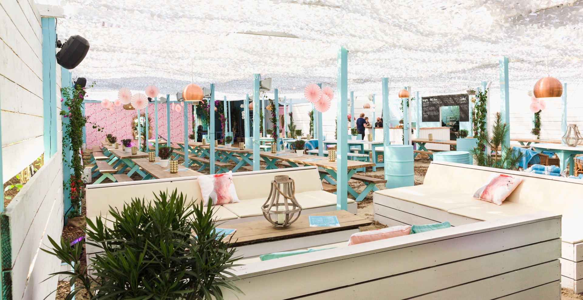 Fulham Beach Club's Bottomless Brunch