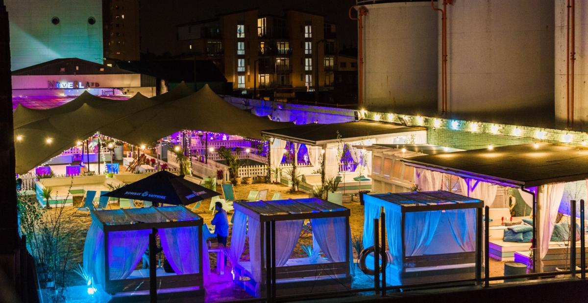 Fulham Beach Club London Date Night Reviews Designmynight