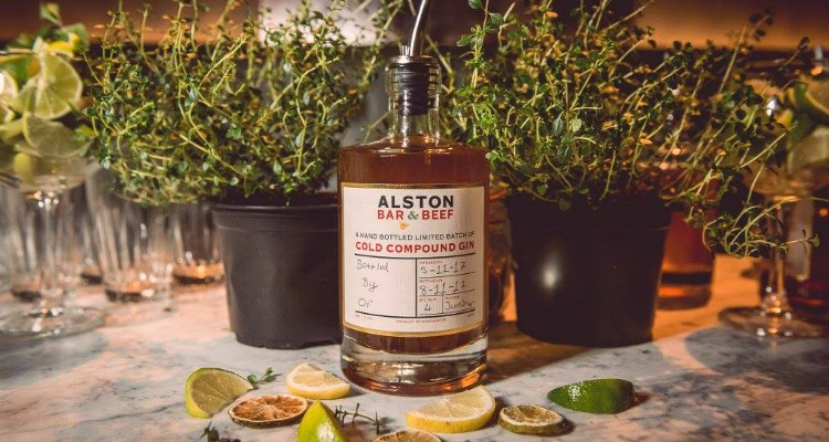 Alston Bar and Beef Gin Review