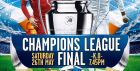 UEFA Champions League Final - Liverpool vs Real Madrid @Dirty Harry's Soho