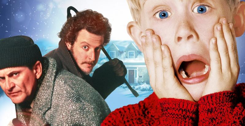 Christmas Pop-up Cinema Home Alone