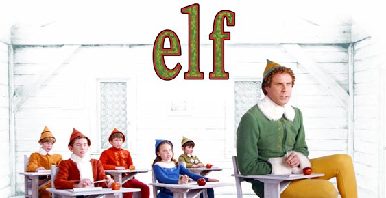 Christmas Pop-up Cinema Elf