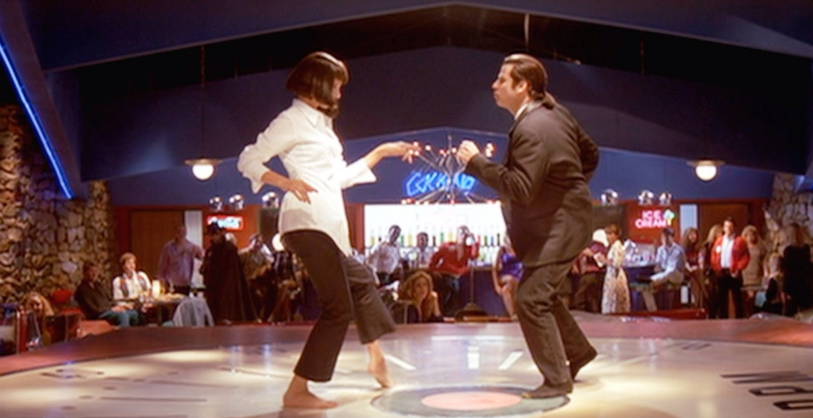 Pulp Fiction Party