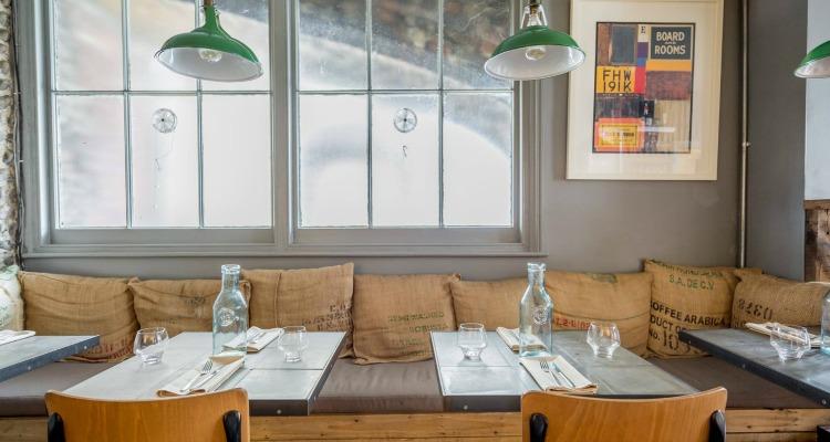 The Set Restaurant Review Brighton