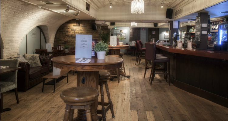 Jamies Tudor Street London Restaurant Reviews