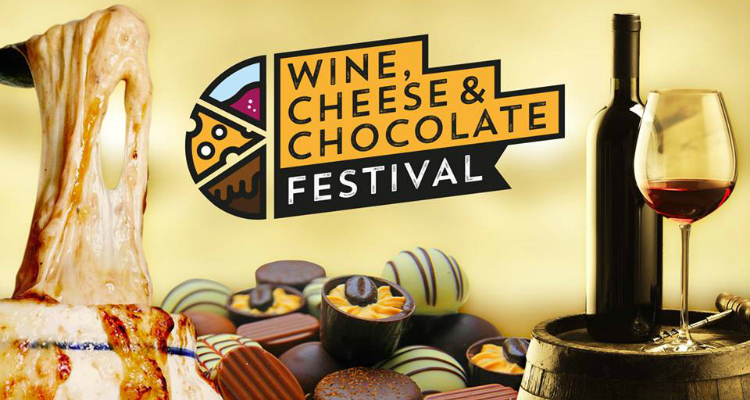 wine cheese and chocolate festival glasgow