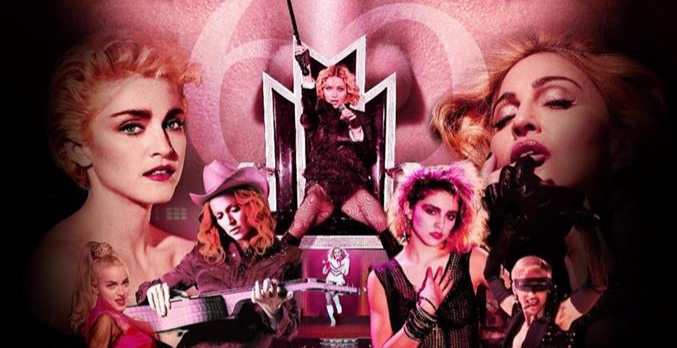 Madonna - 60 Years Of The Queen Of Pop