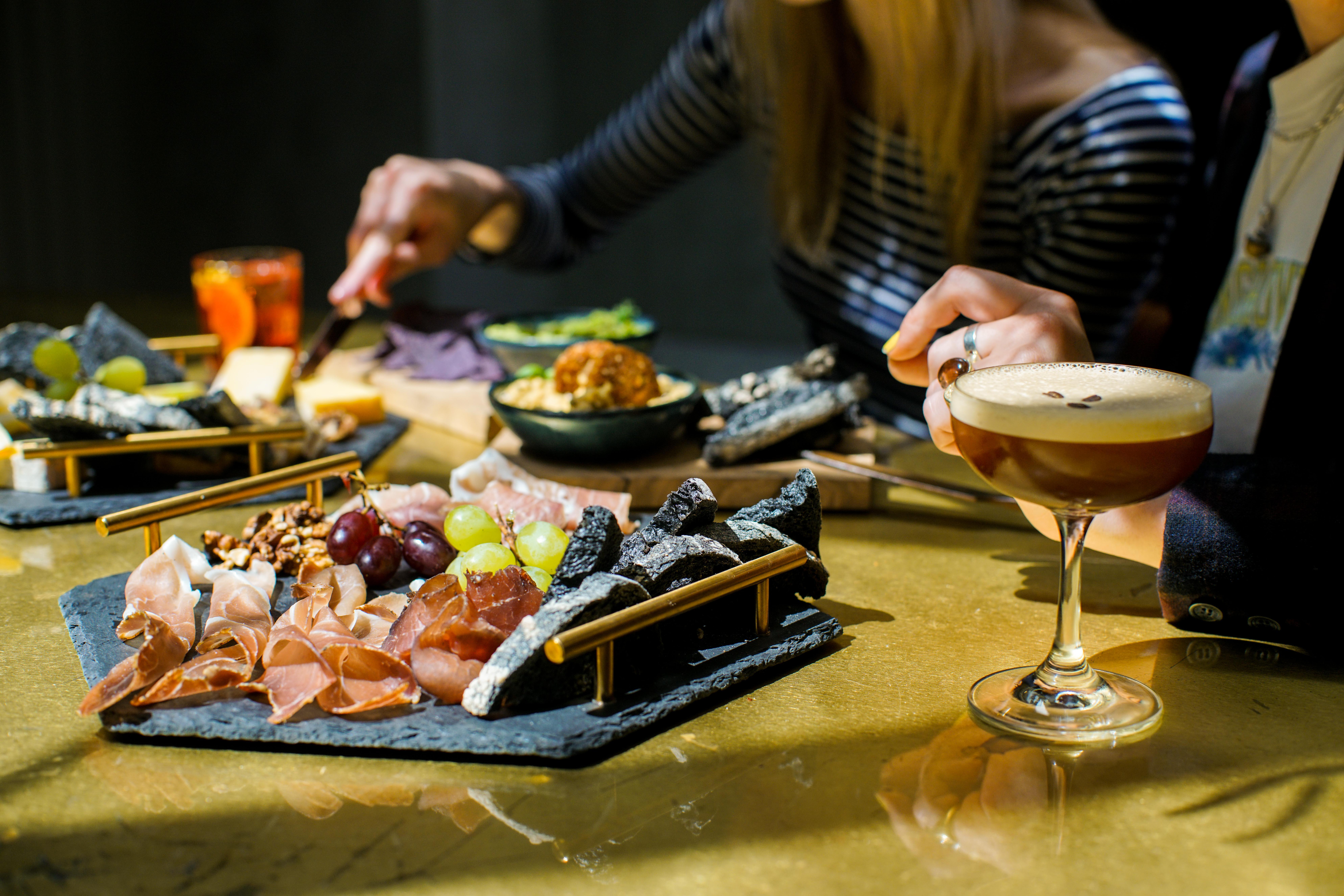 BROOKLYN GIN / HIP HOP / BOKI | Covent Garden, London Food