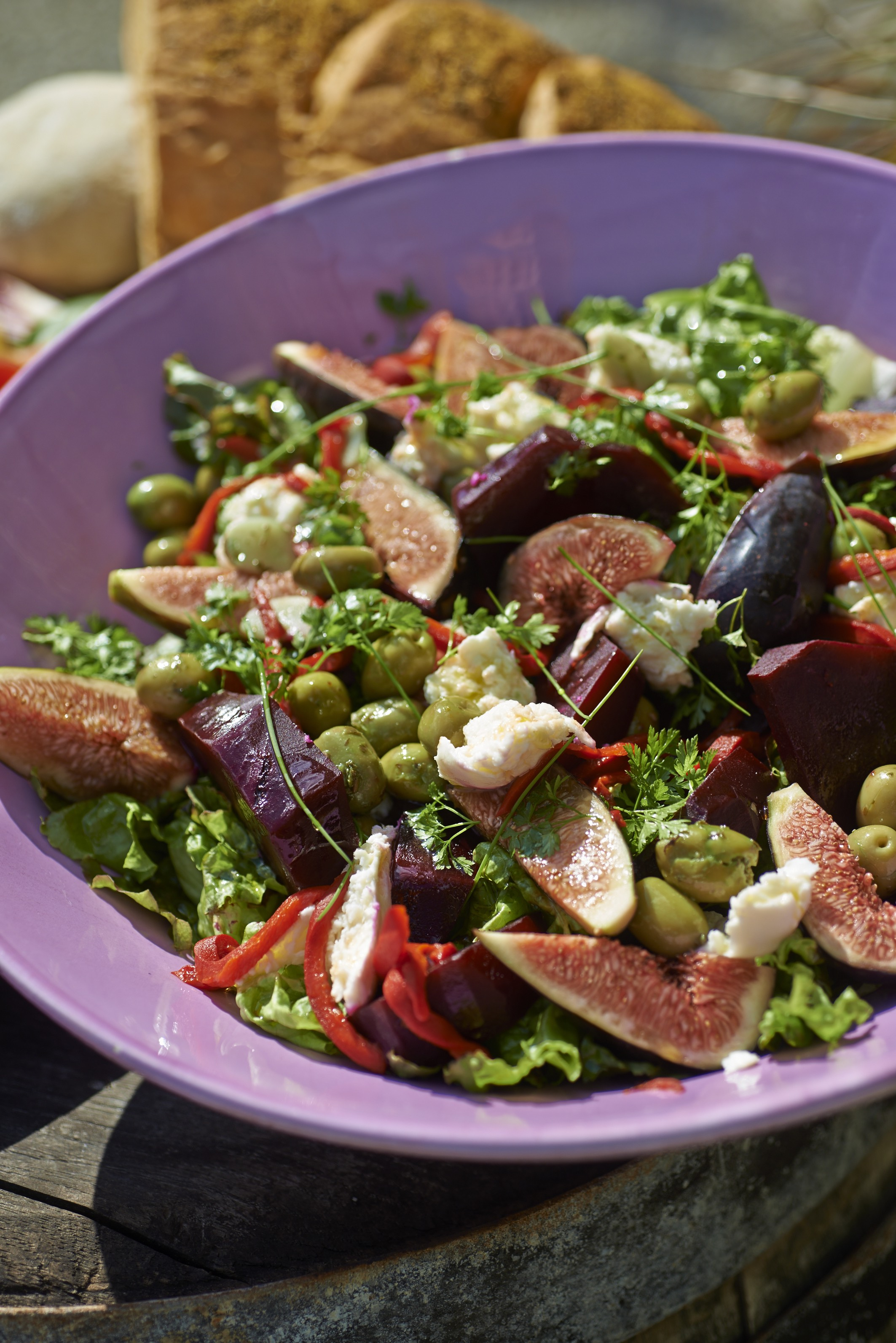 Plant Based Mediterranean Cookery Class At Borough Market