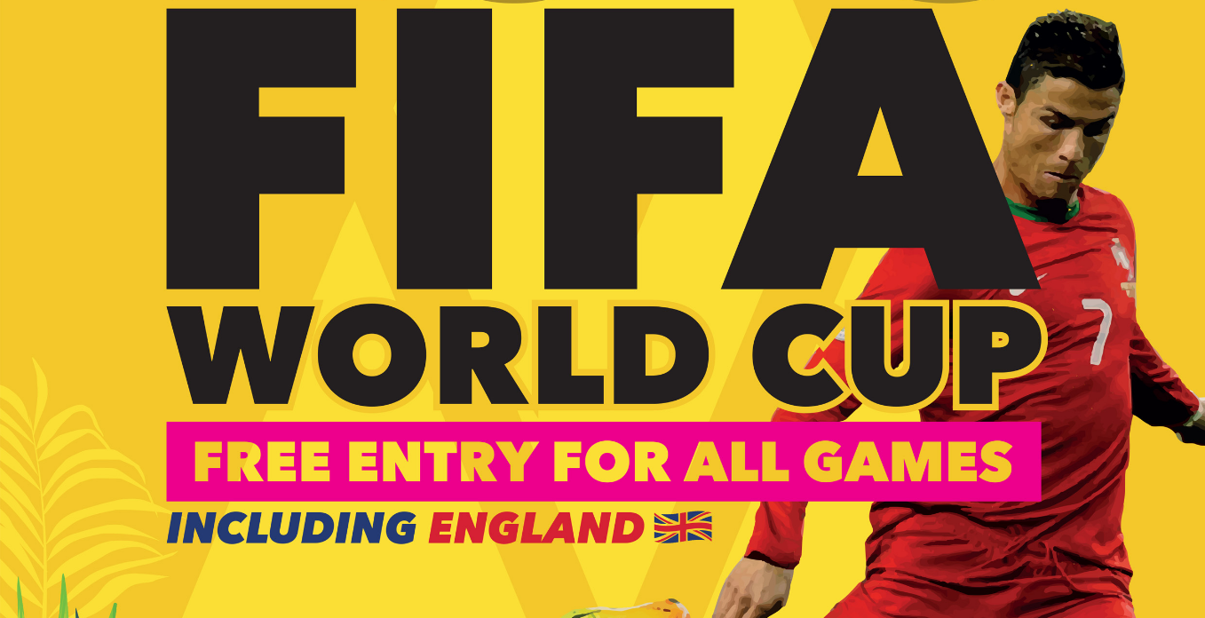 Fifa World Cup 2018 At Cargo Shoreditch London Sport Reviews