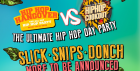 Hiphop Hangover Meets Hiphop Cookout Special